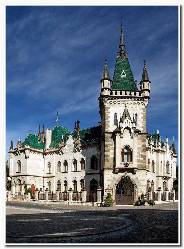 Jakabov palác Kosice, Slovakia