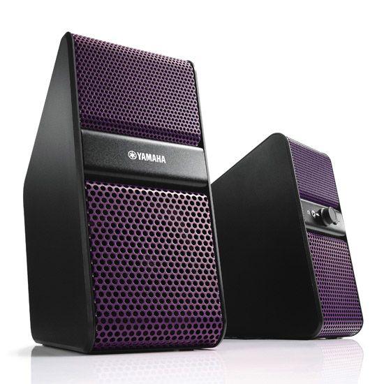 Bild på Yamaha NX-50 Purple(Aktiva högtalare)