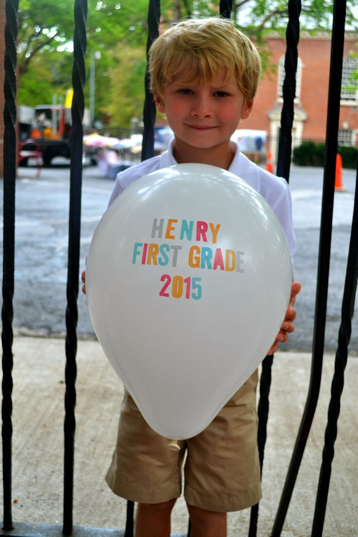 """Hipsterhenry.com """"The Parent's Guide to Philadelphia"""" Only the best of what Philly has to offer families. White balloon and alphabet stickers from AC Moore and Craft. Even easier than I thought. The alphabet stickers are really easy to remove if you mess up. I used masking tape to crate a straight line and it easily peels up."""