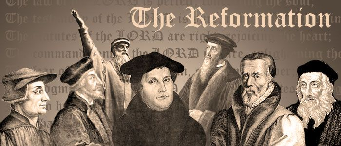 The Goal of Reformers was to reform • Clean up the corruption • Return to the Apostolic Church • The Result of the reformation was to shatter the Church into several churches with competing views