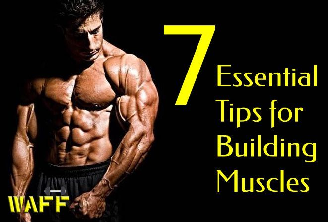 If You Want To Know How To Build Muscle And Get Desire Physique