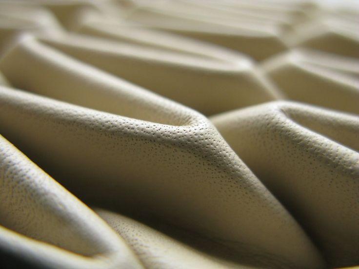 Foglizzo Folds leather collection | Pinaki Studios