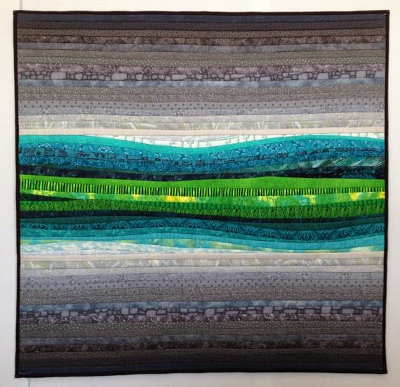 The Quilts of Ann Brauer: Make Room video