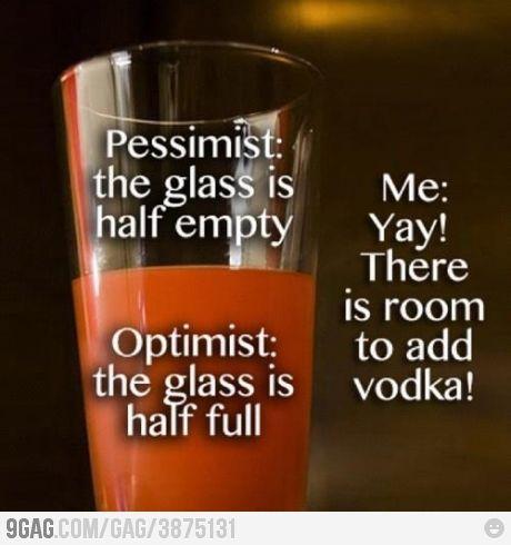 Ahaha, yes! Vodka please.