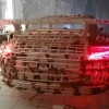 DIY Genius Creates Shiny Gold Peddle-Powered Porsche Roadster Eco Do It Yourself Porsche – Inhabitat - Sustainable Design Innovation, Eco Architecture, Green Building