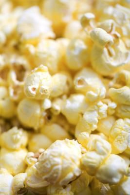The good news is that popcorn can be a healthy part of your diet. Popcorn supplies you with fiber and protein, as well as small amounts of vitamin A, iron and zinc. The bad news is that drenching your popcorn in butter and salt won't make it a healthy snack no matter how nutritious the popcorn is. Swap the salt and high-fat butter for nutritious toppings that taste just as yummy, but also provide essential nutrients and offer health benefits.
