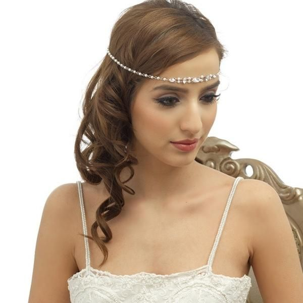 Duke Pearl Headpiece