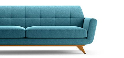 Love this color and design! #midcentury