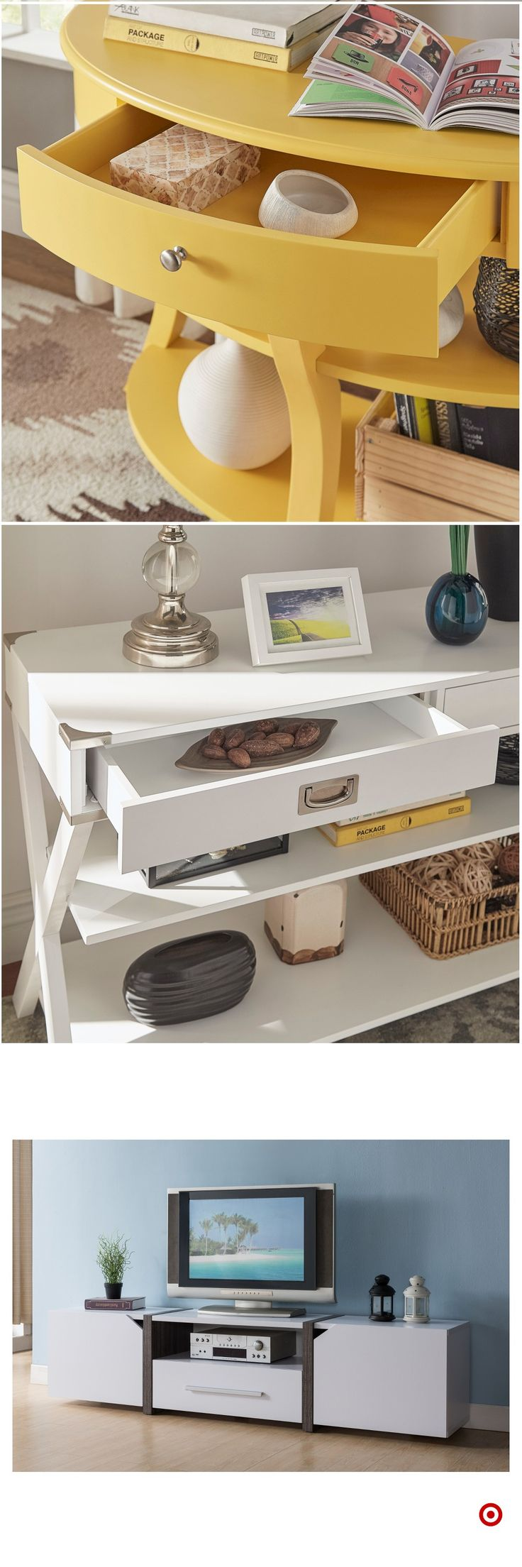 Shop Target for entertainment units you will love at great low prices. Free shipping on all orders or free same-day pick-up in store.
