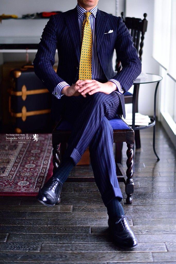 Suit: HARRISONS OF EDINBURGH