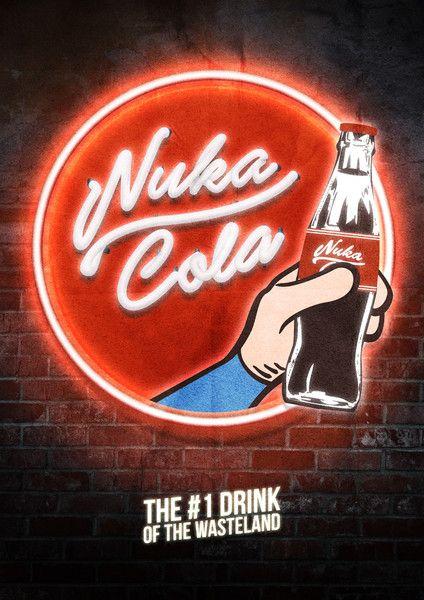 Nuka Cola - Print
