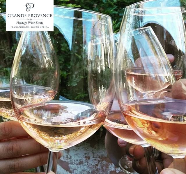 Join us this weekend for an unforgettable Grande Provence tasting experience with friends - bookings required for groups, follow the link: http://ow.ly/ii26305idkD