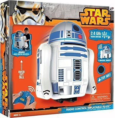 Rc #inflatable r2 d2 pump and play - with 4 new #original #sounds,  View more on the LINK: 	http://www.zeppy.io/product/gb/2/322269971612/
