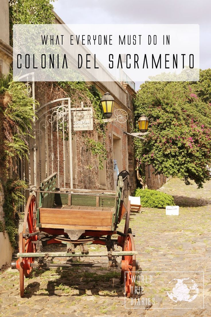 These are the things you can't skip while visiting Colonia del Sacramento, Uruguay - World Trip Diaries
