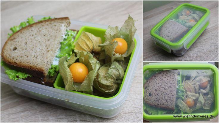 Auch die kleine EMSA CLIP & Go Snackbox inklusive der zwei praktischen Einsätze wird hier fast täglich genutzt. Durch ihre Größe von 16,3 x 11,3 x 5,8 cm (0,55 L) passt sie in jede noch so kleine Tasche. Sie eignet sich für Obst und Gemüse oder z.B. für Käsehäppchen, mit nur einem Einsatz bekommt man sogar 2 kleine Schnitten unter. - https://produkttest.emsa.com/?view=social&type=reply&id=275425