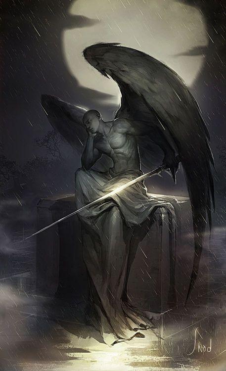 Os anjos podem ter varias formas diferentes, eles habitam um lugar acima do nosso mundo,o Autoplano, os anjos foram criados para manter o equilíbrio entre a terra e o inferno.