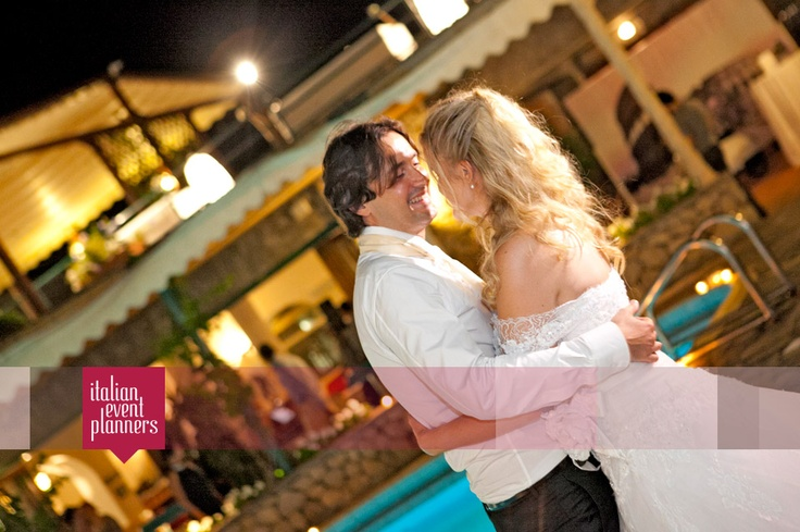 Wonderful wedding in Capri Island