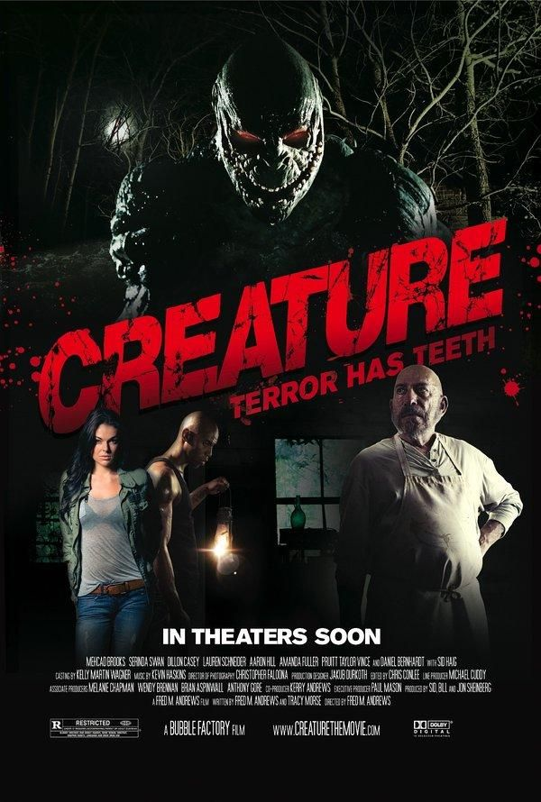 31 best swamp type movies images on pinterest clutch bags creature 2011 fandeluxe Image collections