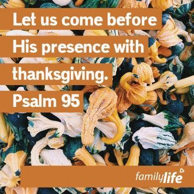 Psalm 95:1-3