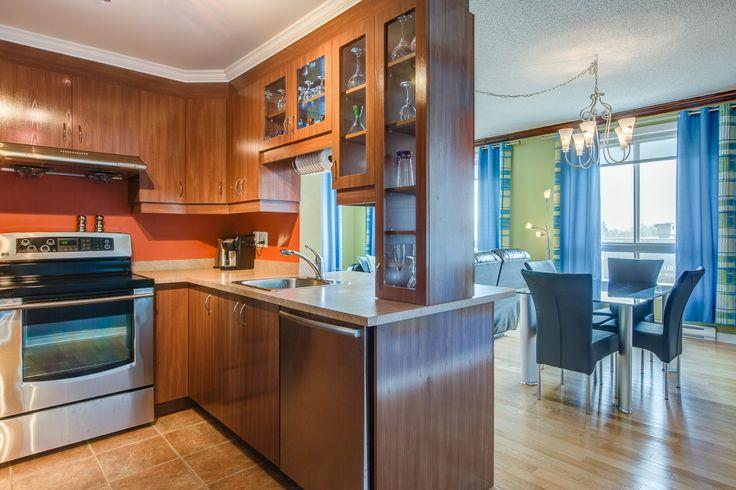 Steve Rouleau / Remax du cartier Montréal - Condo à vendre Montréal Mercier Hochelaga-Maisonneuve 7705, Rue Sherbrooke Est #410