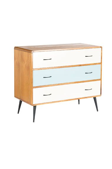 Mid Century Oyster Chest of Drawers bei Urban Outfitters