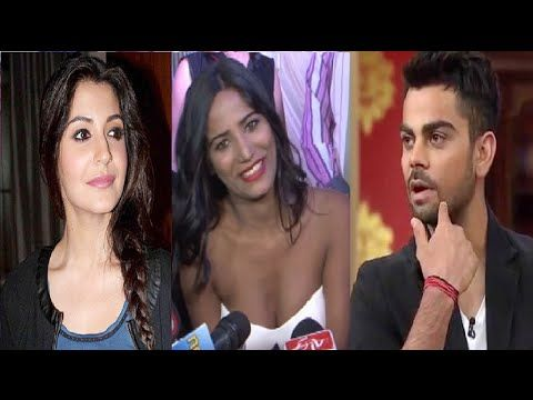SHOCKING Poonam Pandey wants to marry with Anushka Sharma's boyfriend Virat Kohli.