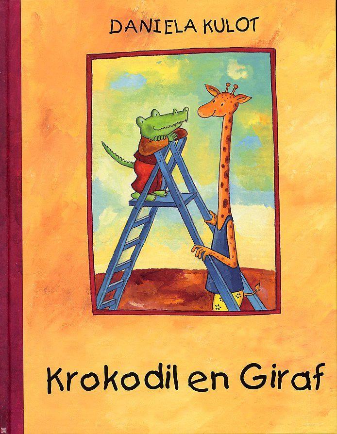 Krokodil en Giraf