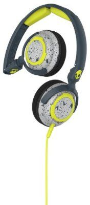Skullcandy Lowrider Dark Gray/Light Gray On Ear Headphones