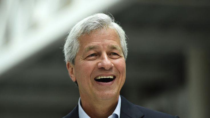 JPMorgan impliqué dans du trading lié au bitcoin quand son PDG voit cette monnaie comme une «fraude»