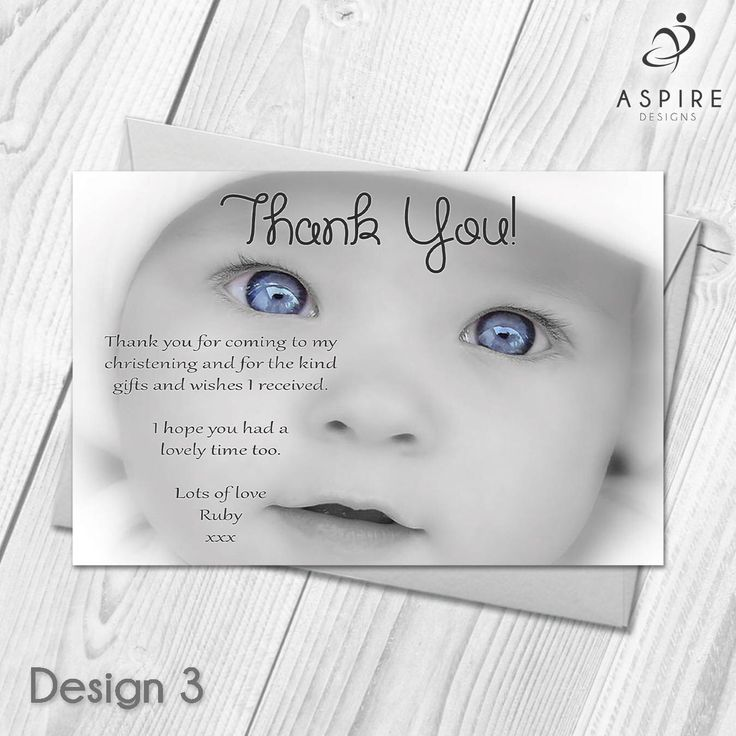 Excited to share the latest addition to my #etsy shop: Personalised Christening/Baptism/Thanksgiving Thank You Cards With Photo   Digital / Printable DIY PDF File Download #papergoods #baptism #christening #christeningparty #thankyoucards #christeningthanks #baptismthankyou #babythankyou #christeningcards