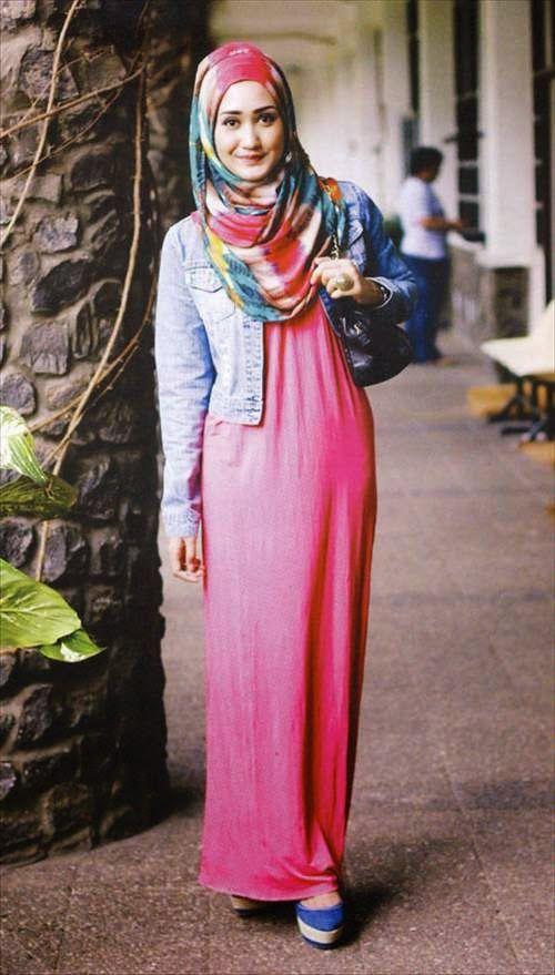 Hijab Street Style Fashion! | Hijab 2014