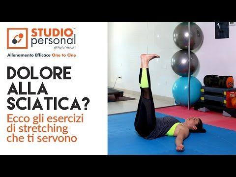 Elimina il mal di schiena con un unico esercizio di stretching:allunga la muscolatura posteriore - YouTube