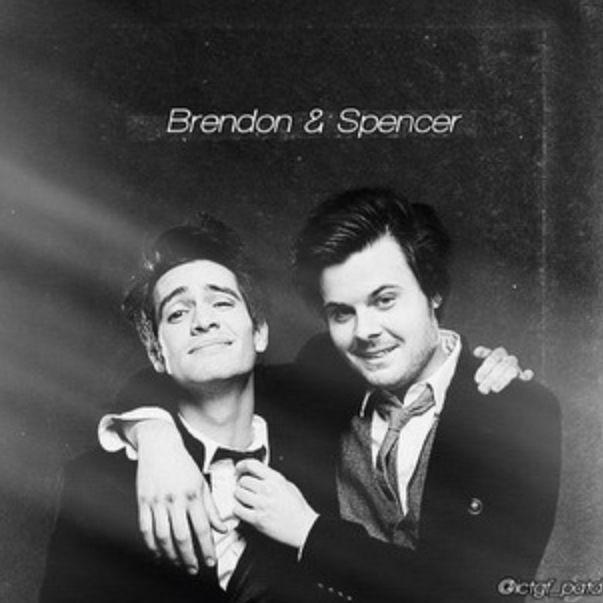 Brendon Urie, Spencer Smith