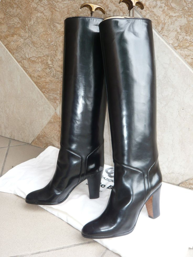 Vintage Italian Boots 39