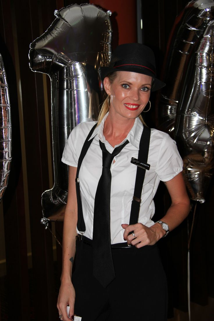 NYE Flappers & Gangsters at Cazalys