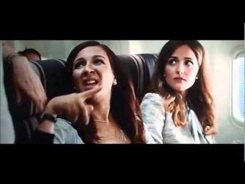 Bridesmaids 'Airplane Scene'.....LOVE THIS!!!!!