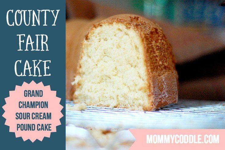 Pound cake speech essay