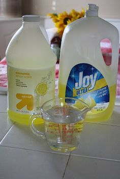Sunny Simple Life: Homemade Laundry Stain Remover. I WILL be attempting this. If it gets poop stains out of baby clothes we will be doing well.