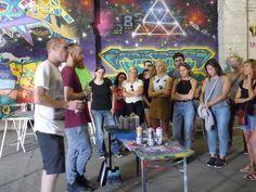 A Graffiti Workshop in Berlin - 15 Alternative Things To Do in Berlin