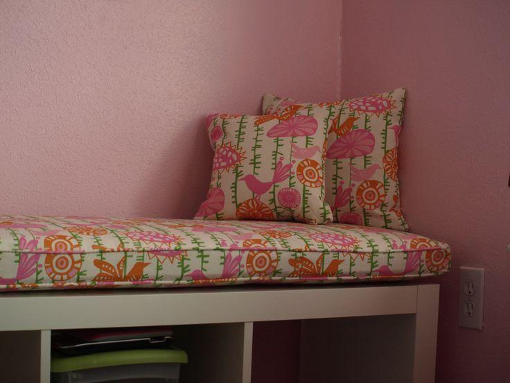 Inspirational IKEA Kallax benutzerdefinierte Kissen f r Kinderzimmer Spielzimmer Organisation Bank Kissen Mudrooom Kissen