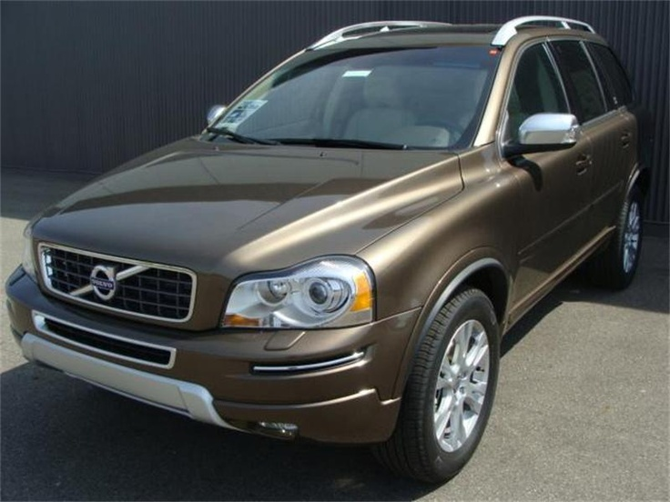 Twilight Bronze Metallic 2013 Volvo XC90