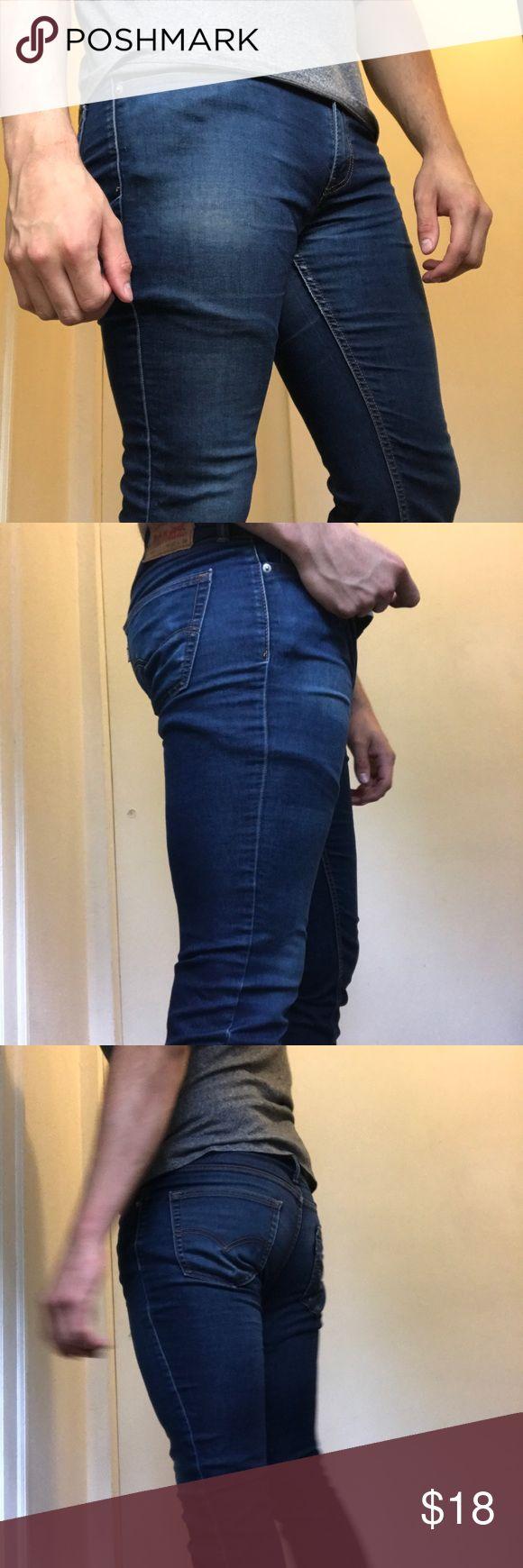 LEVIS 511 32/32 levis 511 skinny blue Levi's Pants