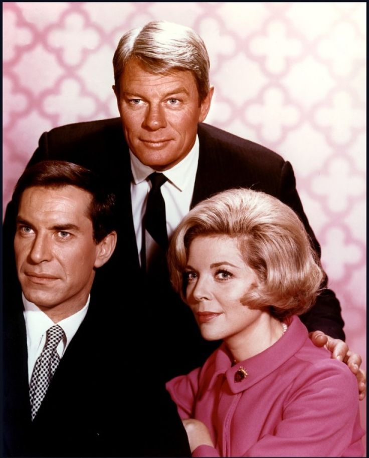 Mission Impossible Peter Graves as James
