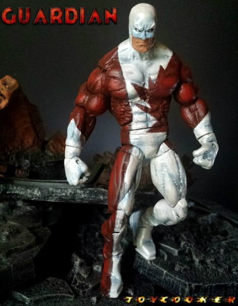 Guardian (Marvel Legends) Custom Action Figure
