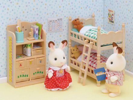 Móveis de quarto de criança