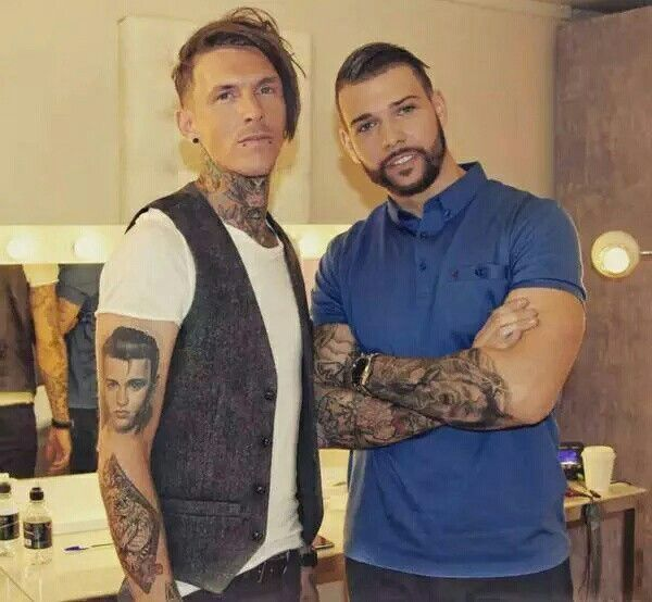 Tattoo Fixers Woman With Beard: 241 Best Images About Hot Tattooed Men On Pinterest