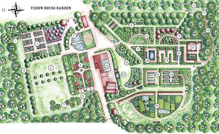 59 best garden plans  u0026 history images on pinterest