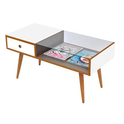 SENKKI FURNITURE T90 – Retro Coffee table Handcrafted in Adelaide Danish interior design and modern art cabinet  $975