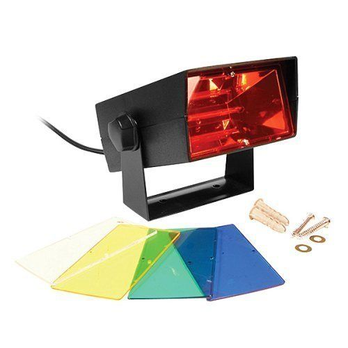 Creative Motion Industries 80307 Electrical Strobe Light by Creative Motion Industries, Inc.. $12.40. 80307-1 Features: -Strobe light.-Immense effect.-Can be hang anywhere. Dimensions: -Overall dimensions: 8.75'' H x 2'' W x 3.75'' D.