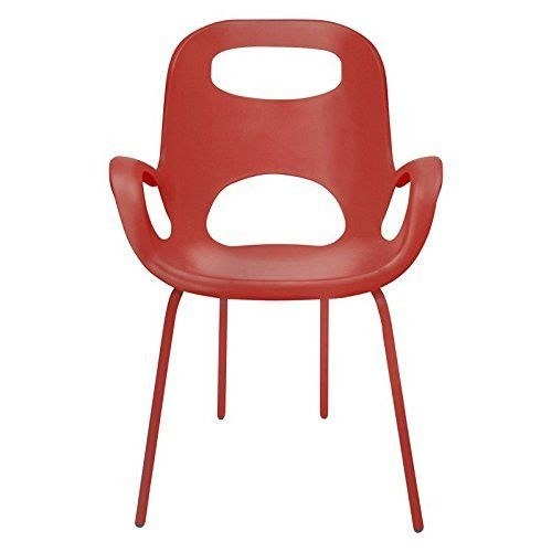 Umbra Oh Chair Red [7 to 10 Days FREE Delivery]